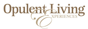 Opulent Living Experiences Logo GOLD